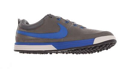 New Mens Golf Shoe Nike Lunarwaverly Medium 8 Gray MSRP $160