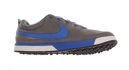 New Mens Golf Shoe Nike Lunarwaverly Medium 9 Gray MSRP $160