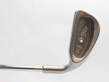 Ping Eye 2 Single Iron 4 Iron Ping ZZ Lite Steel Stiff Right Handed White Dot 39 in