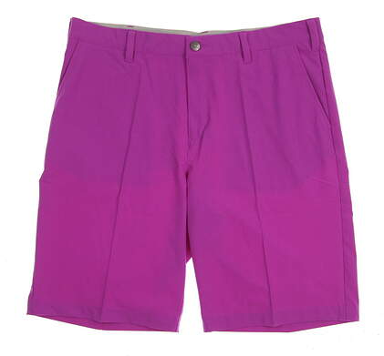 New Mens Adidas Golf Ultimate 365 Solid Shorts Size 38 Flash Pink MSRP $65 AF0364