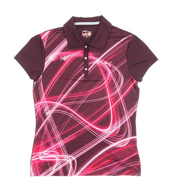 New Womens Puma Golf Polo Small S MSRP $60