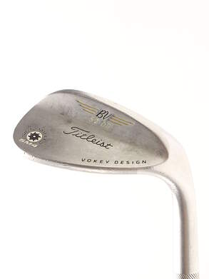 Titleist Vokey Spin Milled SM4 Chrome Wedge Gap GW 52* 8 Deg Bounce Nippon NS Pro 970 Steel Ladies Right Handed 34.5 in