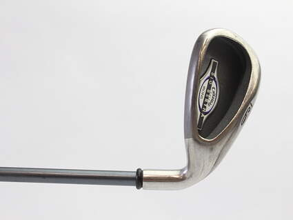 Callaway 2002 Big Bertha Single Iron 9 Iron Callaway RCH 65w Graphite Ladies Right Handed 34.75 in