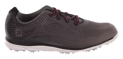 New Womens Golf Shoe Footjoy emPOWER Medium 7.5 Black MSRP $120