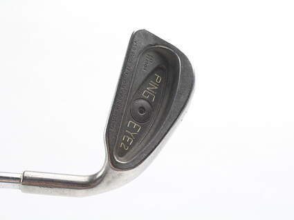 Ping Eye 2 Single Iron 3 Iron Stock Steel Shaft Steel Stiff Right Handed Black Dot 38.5 in