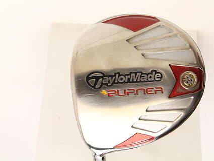TaylorMade 2007 Burner 460 Driver 9.5* TM Reax Superfast 50 Graphite Regular Left Handed 47 in