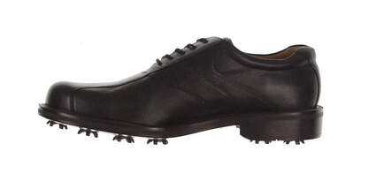 New Mens Golf Shoe Ecco World Class GTX 45 Black MSRP $500