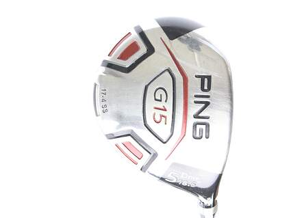 Ping G15 Draw Fairway Wood 5 Wood 5W 18.5* Ping TFC 149F Graphite Regular Right Handed 42.25 in