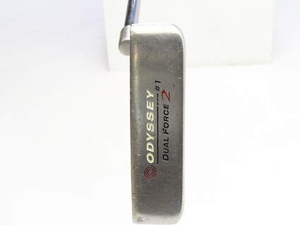 Odyssey Dual Force 2 #1 Putter Right Handed 34 in Super Stroke grip