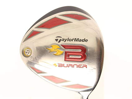 TaylorMade 2009 Burner Driver 10.5* TM Reax Superfast 49 Graphite Stiff Right Handed 45 in