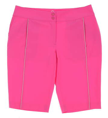 New Womens EP Pro Sport Golf Shorts Size 4 Pink MSRP $90