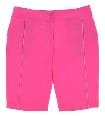 New Womens EP Pro Sport Golf Shorts Size 8 Pink MSRP $90