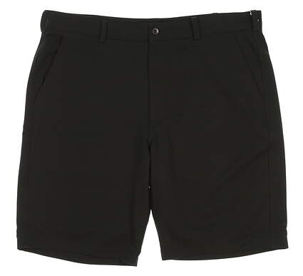 New Mens Antigua Golf Shorts Size 38 Black MSRP $52