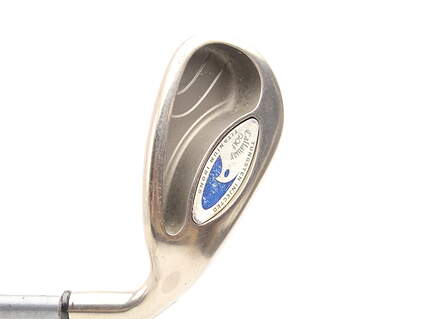 Callaway Hawkeye Wedge Sand SW Stock Graphite Shaft Graphite Senior Right Handed 35.5 in