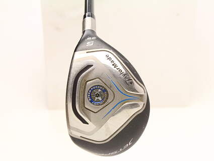 TaylorMade Jetspeed Hybrid 5 Hybrid 25* TM Matrix VeloxT 45 Graphite Ladies Right Handed 39 in