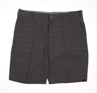 New Mens Adidas Golf Shorts Size 38 Gray MSRP $70