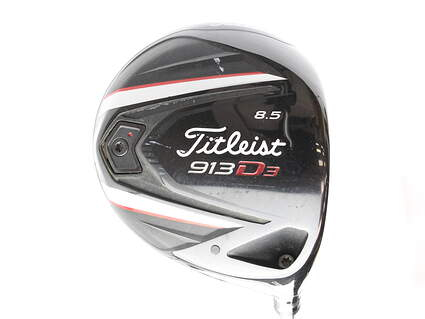 Titleist 913 D3 Driver 8.5* Mitsubishi Diamana M+ Red 50 Graphite Regular Right Handed 45.5 in