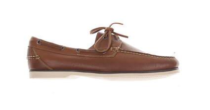 New Mens Golf Shoe Peter Millar Loafer Medium 10 Black MSRP $300