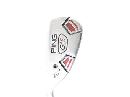 Ping G15 Hybrid 3 Hybrid 20* Ping TFC 149H Graphite Stiff Left Handed 39.5 in
