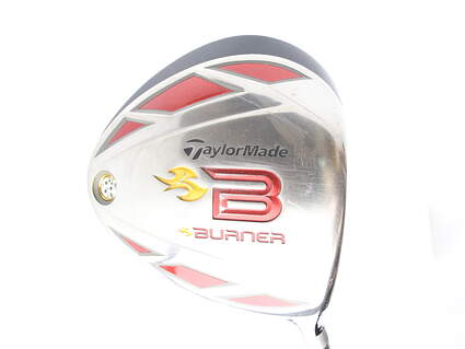 TaylorMade 2009 Burner Driver 10.5* TM Reax Superfast 49 Graphite Regular Right Handed 46 in