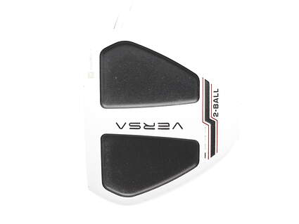 Odyssey Versa 90 2Ball White Blk White Putter Right Handed 33 in