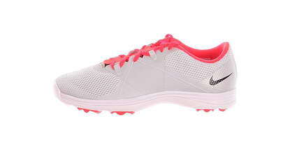 New Womens Golf Shoe Nike Lunar Summer Lite Medium 9.5 White MSRP $100