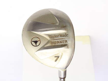 TaylorMade 1998 Burner Fairway Wood 7 Wood 7W TM Bubble 2 Graphite Ladies Right Handed 40.75 in
