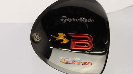 Tour Issue TaylorMade Tour Burner TP Driver 10* Mitsubishi Diamana White D73 Graphite Stiff Right Handed 44 in
