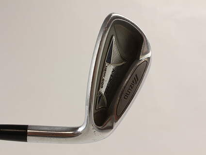 Mizuno MX 19 Single Iron Pitching Wedge PW Dynalite Gold SL R300 Steel Regular Right Handed 35.5 in
