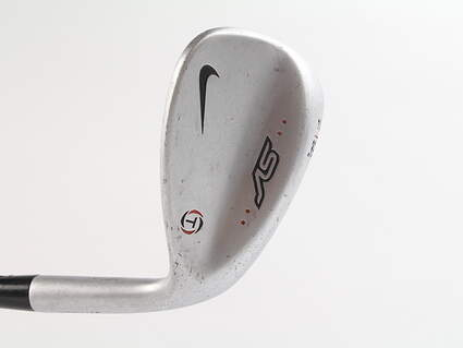 Nike SV Tour Chrome Wedge Sand SW 56* 14 Deg Bounce Tour Grind True Temper Dynamic Gold S400 Steel Stiff Right Handed 35 in