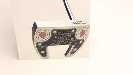 Mint Titleist Scotty Cameron Futura X5R Putter Right Handed 35 in 10 gram weights