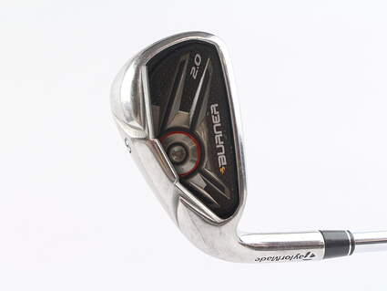 TaylorMade Burner 2.0 HP Single Iron 5 Iron TM Burner 2.0 85 Steel Regular Left Handed 38.5 in