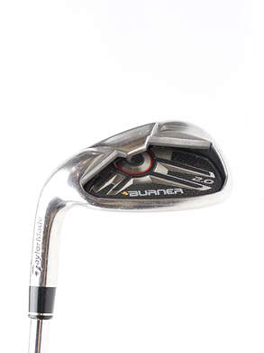 TaylorMade Burner 2.0 HP Single Iron 9 Iron TM Burner 2.0 85 Steel Regular Left Handed 36.25 in
