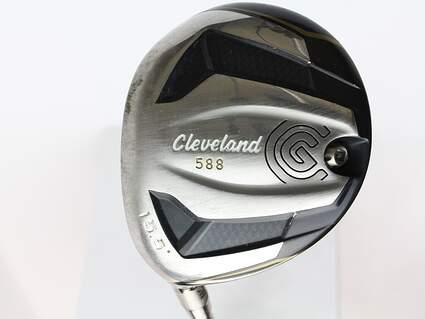 Cleveland 588 Fairway Wood 3 Wood 3W 15.5* Matrix Ozik 6Q3 Red Tie Graphite Regular Left Handed 43.75 in