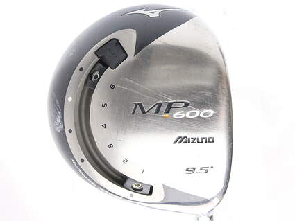 Mizuno MP-600 Driver 9.5* Callaway Fujikura Fit-On E360 Graphite Stiff Right Handed 45.25 in