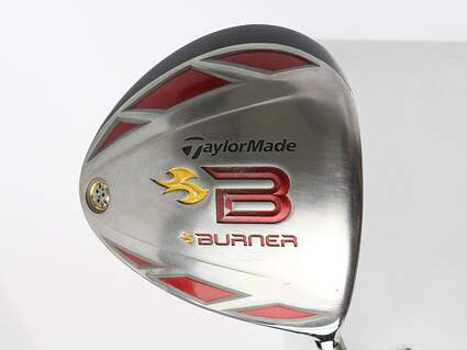 TaylorMade 2009 Burner Driver TM Reax Superfast 49 Graphite Regular Right Handed 46 in