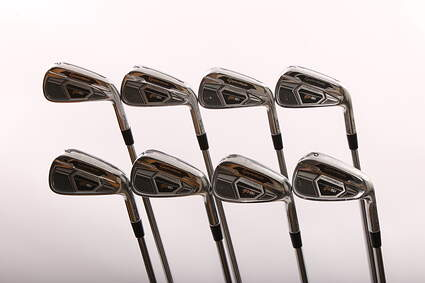 TaylorMade PSi Tour Iron Set 3-PW Project X Rifle 5.5 Steel Stiff Right Handed 38 in