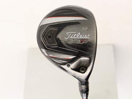 Titleist 913F Fairway Wood 4 Wood 4W 17* Titleist Bassara W 45 Graphite Ladies Right Handed 41.25 in
