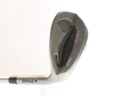 Ping Tour Gorge Wedge Sand SW 54* Standard Sole FST KBS Tour C-Taper Lite Steel Stiff Right Handed Black Dot 35.5 in