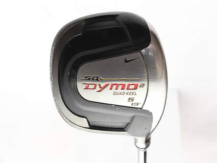 Nike Sasquatch Dymo 2 Fairway Wood 5 Wood 5W 19* Nike UST Proforce Axivcore Graphite Ladies Right Handed 41 in