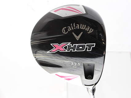 Callaway 2013 X Hot Womens Driver 13.5* Project X PXv Graphite Ladies Right Handed 42.75 in