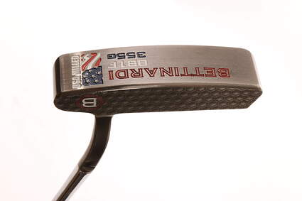 Bettinardi 2012 BB1F Putter Steel Right Handed 34 in With Headcover