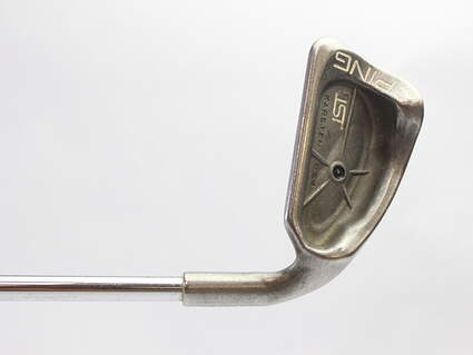 Ping ISI Single Iron 4 Iron Ping JZ Steel Stiff Right Handed Black Dot 38.5 in