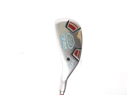 Ping G15 Hybrid 4 Hybrid 23* Ping TFC 149H Graphite Stiff Left Handed 39 in