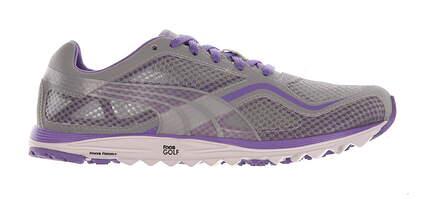 New Womens Golf Shoe Puma Faas Lite 7.5 Gray MSRP $160
