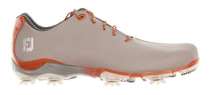 New Mens Golf Shoe Footjoy DNA Medium 10 Gray MSRP $200