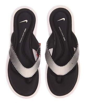 New Womens Golf Shoe Nike Apres 18 Slide III 7 Black MSRP $80