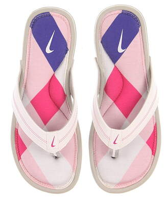 New Womens Golf Shoe Nike Apres 18 Slide Medium 6 White MSRP $40