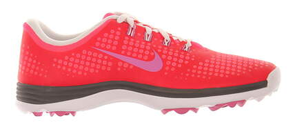 New W/O Box Womens Golf Shoe Nike Lunar Empress 7 Pink MSRP $100