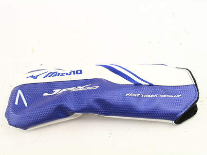 Mizuno JPX 900 7 Wood Headcover Blue and White Golf HC